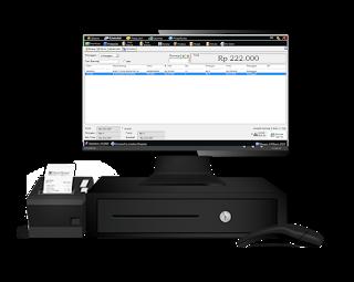 Aplikasi Kasir V1.5 Counter HP & Service, Minimark