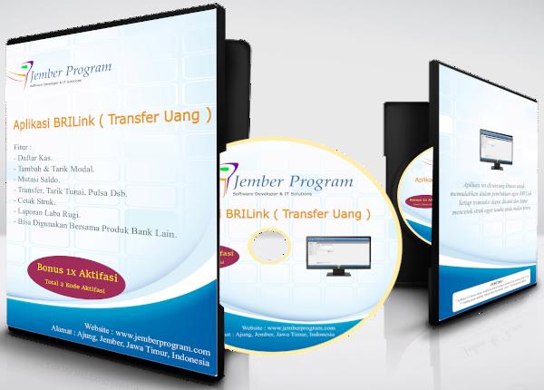 Download Aplikasi BRILink ( Transfer Uang ) ,jemberprogram